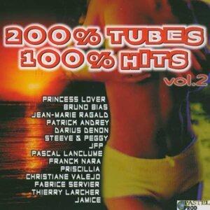 200% tubes 100% Hits, Vol. 2 歌手頭像