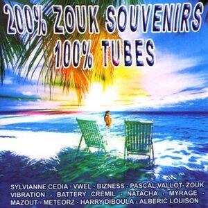 200 % Zouk souvenirs, 100 % tubes 歌手頭像