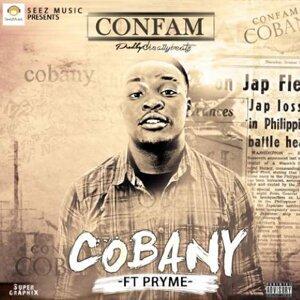 Cobany 歌手頭像