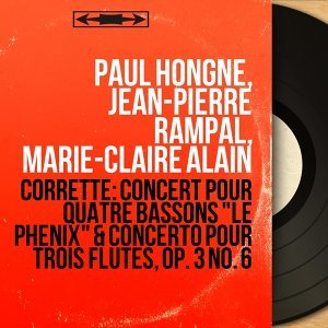 Paul Hongne, Jean-Pierre Rampal, Marie-Claire Alain 歌手頭像