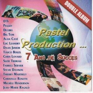 Pastel Production présente 7 ans de succès 歌手頭像