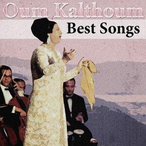 Umm Kulthum 歌手頭像