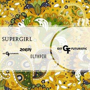 Get Futuristic, Zorin, Olympia 歌手頭像