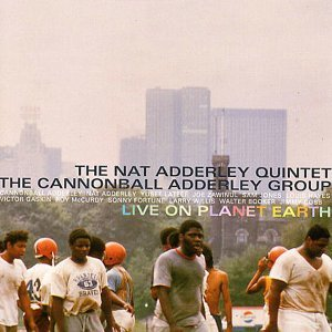 The Cannonball Adderley Group, Nat Adderley Quintet 歌手頭像