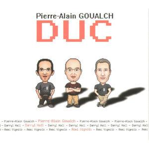 Pierre-Alain Goualch Trio