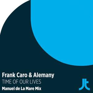 Frank Caro, Alemany 歌手頭像