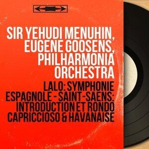 Sir Yehudi Menuhin, Eugène Goosens, Philharmonia Orchestra 歌手頭像