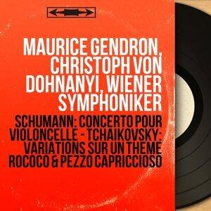Maurice Gendron, Christoph von Dohnányi, Wiener Symphoniker 歌手頭像