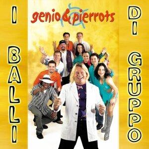 Genio, Pierrots 歌手頭像