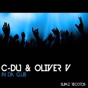 C-Du & Oliver V アーティスト写真