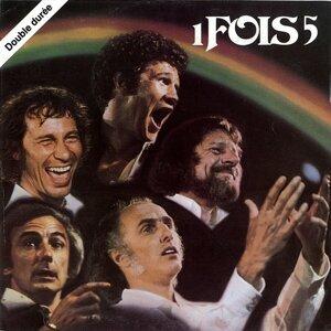 1 fois 5 (Live à Québec et Montréal en juin 1976) 歌手頭像