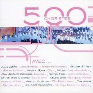 500 Choristes (五百人合唱團) 歌手頭像