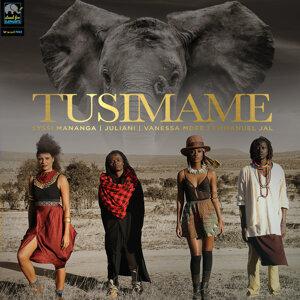 Emmanuel Jal, Syssi Mananga, Juliana, Vanessa Mdee 歌手頭像