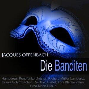 Hamburger Rundfunkorchester, Richard Müller Lampertz, Ursula Schirrmacher, Reinhold Bartel, Toni Blankenheim, Erna Maria Duske 歌手頭像