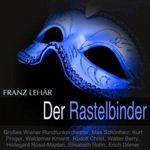 Großes Wiener Rundfunkorchester, Max Schönherr, Kurt Preger, Waldemar Kmentt 歌手頭像