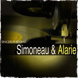 Léopold Simoneau, Pierrette Alarie 歌手頭像