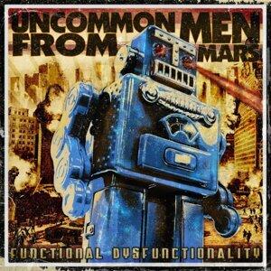 Uncommon men from mars アーティスト写真