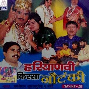 Shri Rajkishan Agwanpuriya 歌手頭像