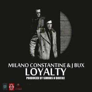 Milano Constantine 歌手頭像