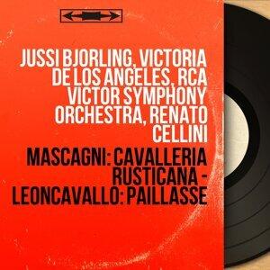 Jussi Björling, Victoria de los Ángeles, RCA Victor Symphony Orchestra, Renato Cellini 歌手頭像