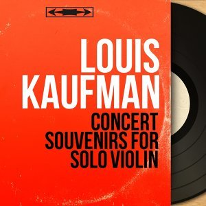 Louis Kaufman 歌手頭像