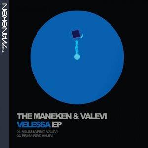 The Maneken, Valevi 歌手頭像
