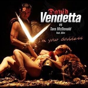 David Vendetta, Tara McDonald 歌手頭像