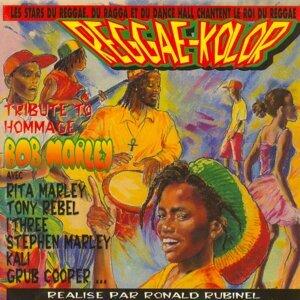 Rita Marley, Tony Rebel, Stephen Marley 歌手頭像