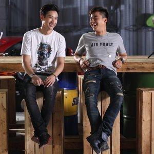 邱凱偉+柯有倫 (Darren+Alan) 歌手頭像