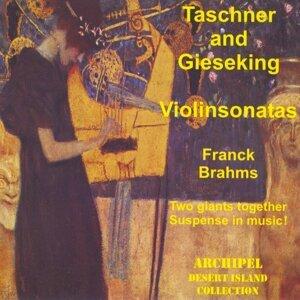Gerhard Taschner, Walter Gieseking 歌手頭像