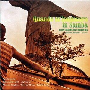 Latin Colours Jazz Orchestra, Massimo Morganti 歌手頭像
