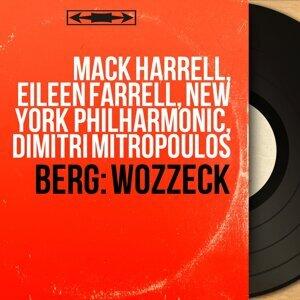 Mack Harrell, Eileen Farrell, New York Philharmonic, Dimitri Mitropoulos 歌手頭像