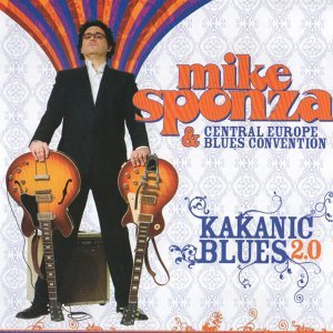 Mike Sponza, Central Europe Blues Convention 歌手頭像