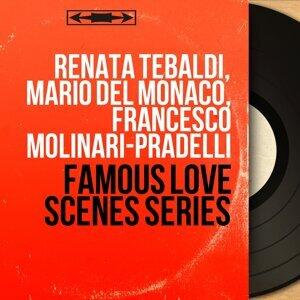 Renata Tebaldi, Mario Del Monaco, Francesco Molinari-Pradelli 歌手頭像