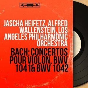 Jascha Heifetz, Alfred Wallenstein, Los Angeles Philharmonic Orchestra 歌手頭像