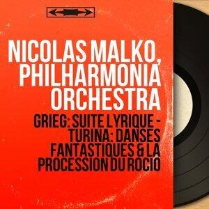 Nicolas Malko, Philharmonia Orchestra 歌手頭像