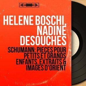 Hélène Boschi, Nadine Desouches 歌手頭像
