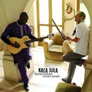 Samba Diabaté, Vincent Zanetti 歌手頭像