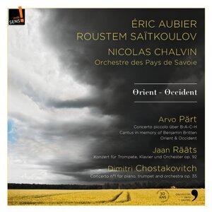 Eric Aubier, Nicolas Chalvin, Orchestre des Pays de Savoie 歌手頭像