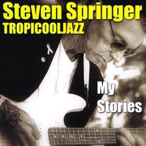 Steven Springer & Tropicooljazz 歌手頭像