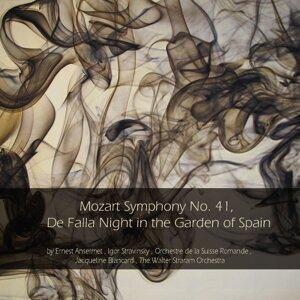 Jacqueline Blancard, Igor Stravinsky, Ernest Ansermet 歌手頭像