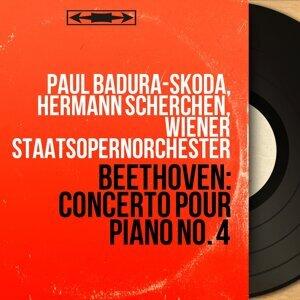 Paul Badura-Skoda, Hermann Scherchen, Wiener Staatsopernorchester 歌手頭像