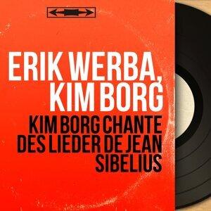 Erik Werba, Kim Borg 歌手頭像
