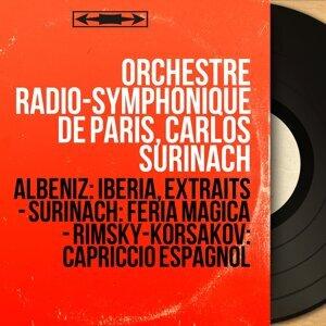 Orchestre radio-symphonique de Paris, Carlos Surinach 歌手頭像