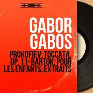 Gábor Gabos 歌手頭像