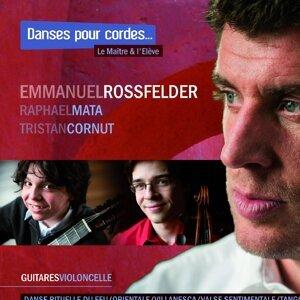 Emmanuel Rossfelder, Tristan Cornut, Raphaël Mata 歌手頭像