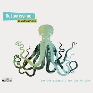 Quatuor Debussy, Quatuor Arranoa, Simon Luce 歌手頭像