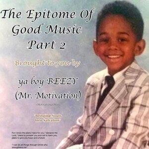 Ya Boy Beezy (Mr. Motivation) 歌手頭像