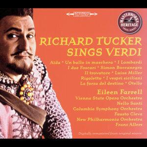 Franz Allers - Fausto Cleva - THE COLUMBIA SYMPHONY ORCHESTRA - Nello Santi - Vienna State Opera Orchestra - Eileen Farrell - Richard Tucker - 歌手頭像