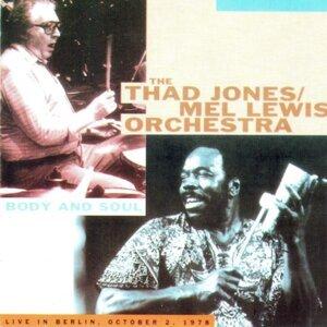 Thad Jones, Mel Lewis Orchestra 歌手頭像